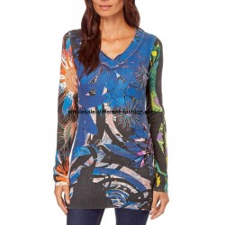 t-shirts tops blouses winter brand Dy Design 1329 COTTON