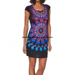 dress tunic summer 101 idées 171LVRA