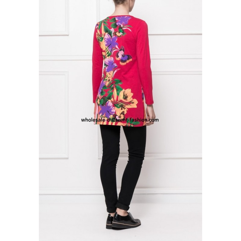 Wholesale clothing suppliers t shirt top winter zelia for T shirt suppliers wholesale