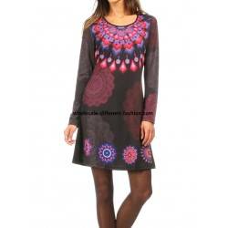 dress tunic winter 101 idées 305LIN