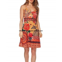 dress summer ethnic chic 101 idées 663VRA