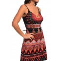 dress summer ethnic chic 101 idées 652VRA wholesale Spanish clothing