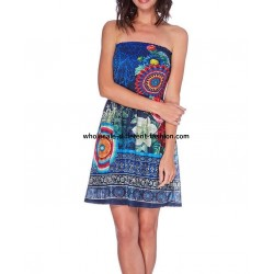 dress summer ethnic chic 101 idées 1624Y