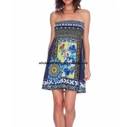 dress summer ethnic chic 101 idées 1642Y