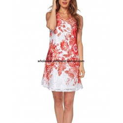 dress tunic lace summer 101 idées 1509Y