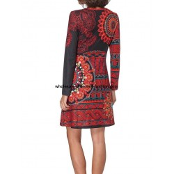 buy bulk clothes dress tunic mandalas winter 101 idées 194Z